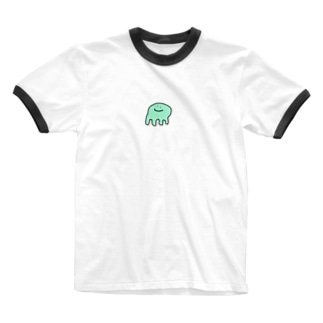 u-chu Ringer T-shirts
