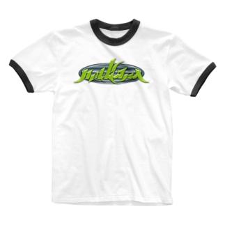 not_kana Ringer T-shirts