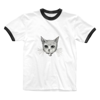 The face Ringer T-shirts