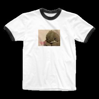 777marketのうさちゃんマグカップ Ringer T-shirts