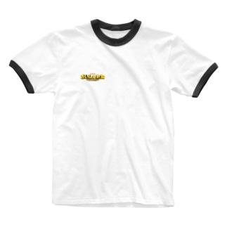 おいしい給食 ロゴ Ringer T-shirts