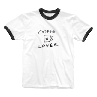 coffeelover Ringer T-shirts