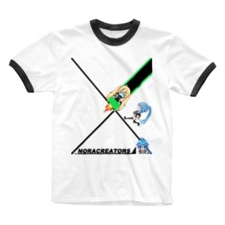 衣服(パターンB) Ringer T-shirts