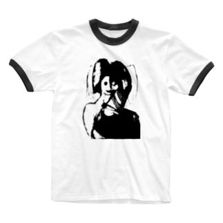 JOVIAN (木星人) Ringer T-shirts