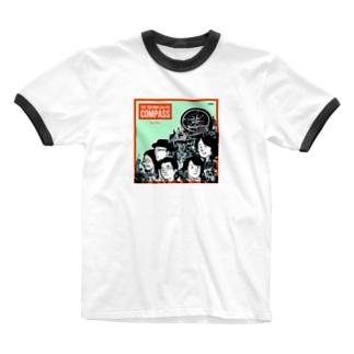 コンパス~ヴァイナルエディション~ Ringer T-shirts