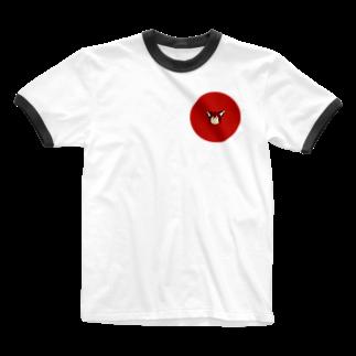 本日も晴天なりの煌夜 Ringer T-shirts