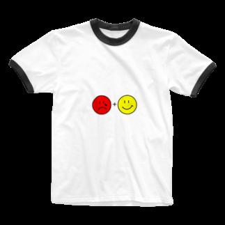 korean_loverのWOODZ Ringer T-shirts