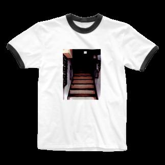 galah_addのいまはもうない Ringer T-shirts