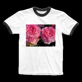 Dreamscapeの愛を込めて・・・ Ringer T-shirts