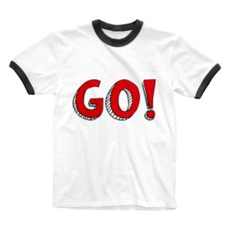 GO! Ringer T-shirts