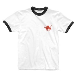 闘牛 Ringer T-shirts