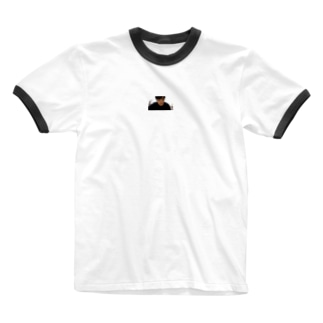 tele-andy Ringer T-shirts