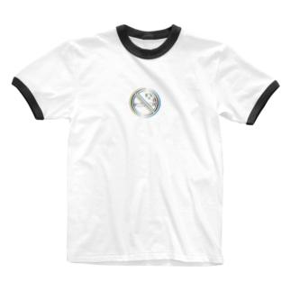 non-smoking Ringer T-shirts