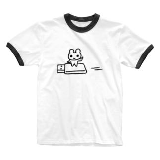 USBマウス Ringer T-shirts