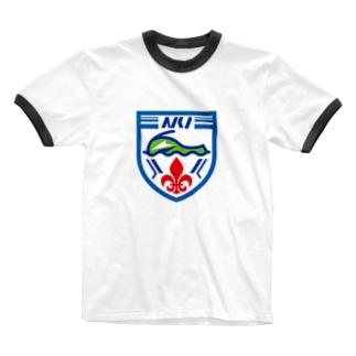 パ紋No.3359 AKI Ringer T-shirts