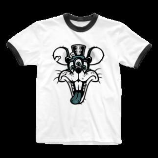 El PinoのRat Ringer T-shirts