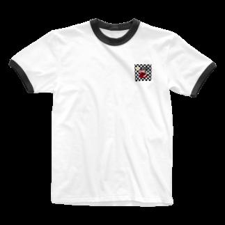 Hararingoの03.important Ringer T-shirts