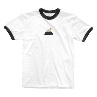 Fuji Ringer T-shirts