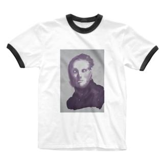 ありがとう海兵隊 Ringer T-shirts