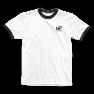 dwaejiのPAGGY リンガーT Ringer T-shirts