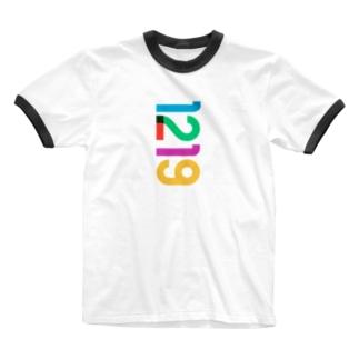 marikiroの1219 anniversary Ringer T-shirts
