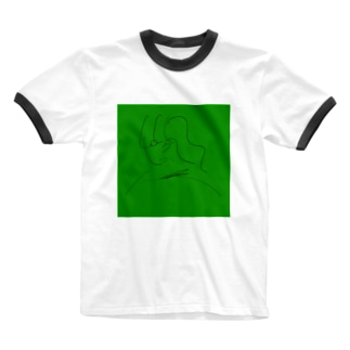 ラッセン Ringer T-shirts