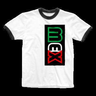 """""""SuperGuapo""""MEX オフィシャルショップの""""SuperGuapo""""MEX Ringer T-shirts"""