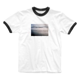 海 Ringer T-shirts