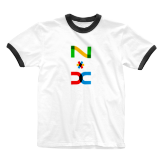 marikiroのZX initial Ringer T-shirts