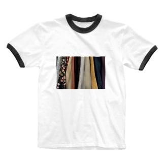クローゼットの中 Ringer T-shirts