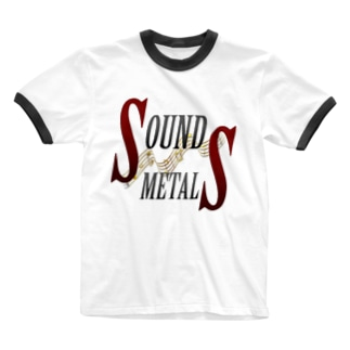 SOUNDMETALS Ringer T-shirts