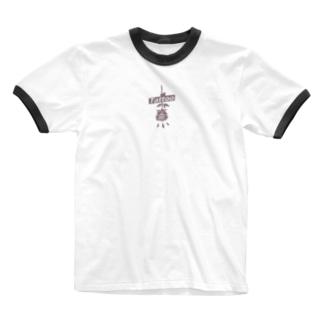 tattooシャツ Ringer T-shirts
