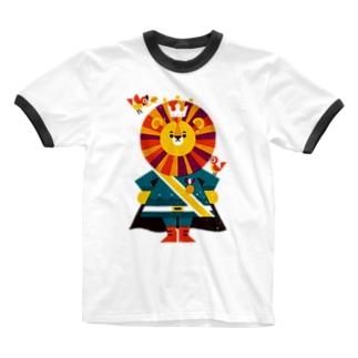 LION KING Ringer T-shirts