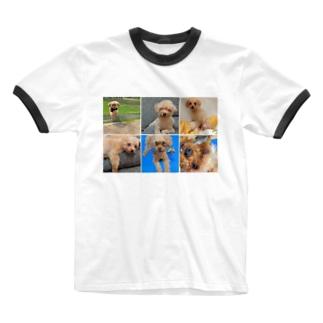 ノエルズライフ Ringer T-shirts