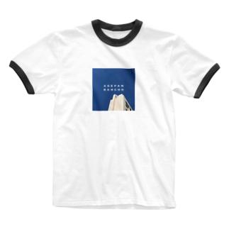 agepanbancho🏙 Ringer T-shirts