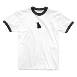 ミニうるし Ringer T-shirts
