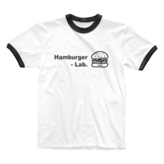 Hambuger Lab. 2 Ringer T-shirts