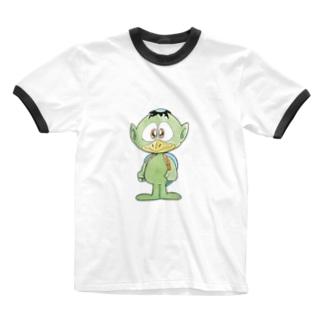【コラボ】まごう事なきKAPPA Ringer T-shirts