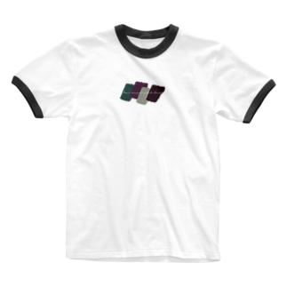 draw Ringer T-shirts