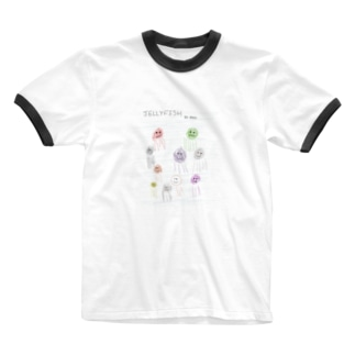 Jellyfish by Ross Ringer T-shirts