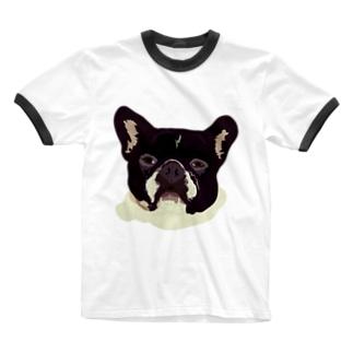 RIKU Ringer T-shirts