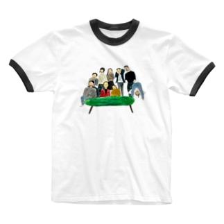 nagae fam Ringer T-shirts