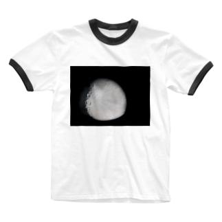 クレーター  Ringer T-shirts
