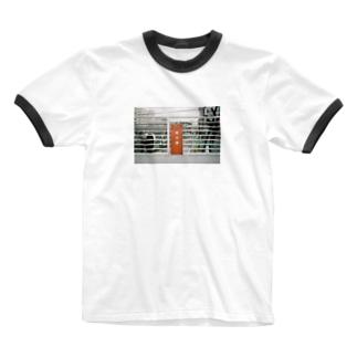 消火器 Ringer T-shirts