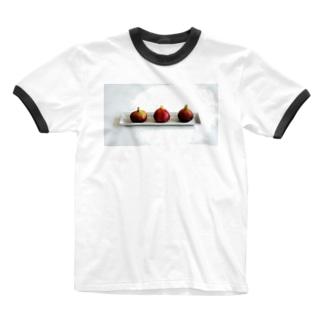 三つ子のスライム Ringer T-shirts