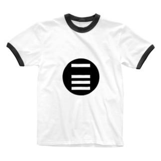 かずみちやんの一三 Ringer T-shirts