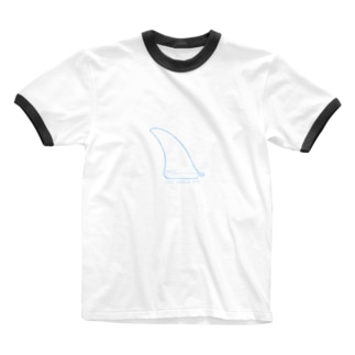 Love Single Fin Ringer T-shirts