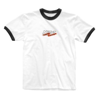 NEMUI 〜締め切り前〜 Ringer T-shirts