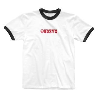 BOXYZ Ringer T-shirts