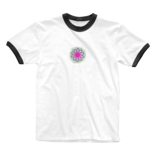 惑星もどき Ringer T-shirts